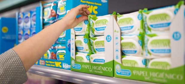 Resultado de imagen de toallitas mercadona