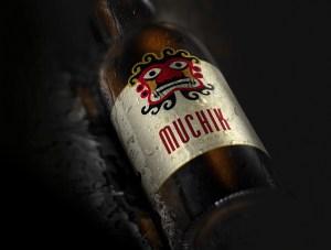 Vistacom trabajó la imagen de la nueva cerveza artesanal Muchik