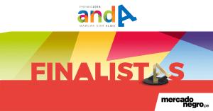 Conoce a los finalistas de los Premios ANDA 2018