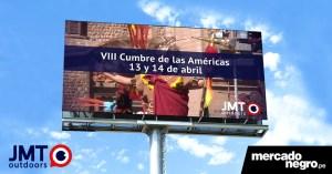 JMT Outdoors recibe a los mandatarios que asistirán a la VIII Cumbre de las Américas