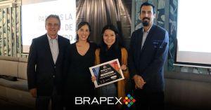 Brapex realizó el concurso Rally Creativo