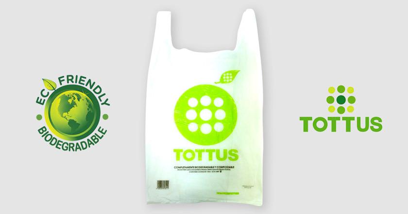5c3bf9019 Hipermercados Tottus elimina las bolsas de plástico | MercadoNegro