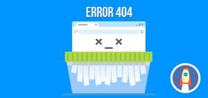 ¿Cómo afectan al SEO los errores 404?