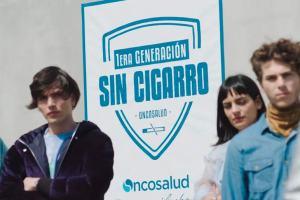"""Oncosalud lanza el movimiento """"La primera generación sin cigarro"""""""