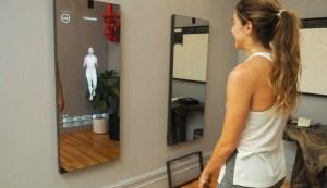 """El """"espejo mágico"""" que te ayudará a llegar en forma al verano"""