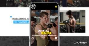 ¿Cómo Webtilia construyó el nuevo website de Gold's Gym?