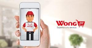 Wong, líderes en comercio electrónico en Perú