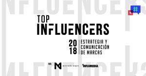 TOP INFLUENCERS 2018: Premio a lo más destacado de esta industria y sus anunciantes