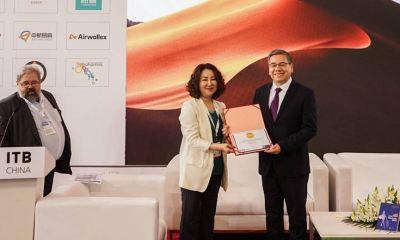 PROMPERÚ recibe reconocimiento por campaña turística en China