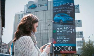 Renault ofrece descuentos de acuerdo a los niveles de contaminación