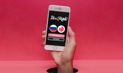 Rusia pide datos de usuarios a Tinder
