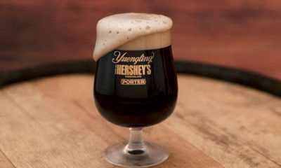 Cerveza con sabor a chocolate, la última invención de Hershey's