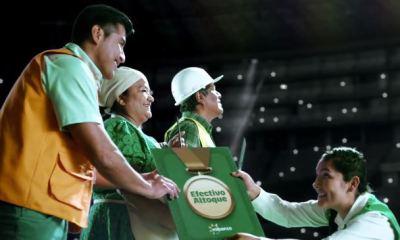 """""""La otra ceremonia"""" la nueva campaña navideña de MiBanco"""