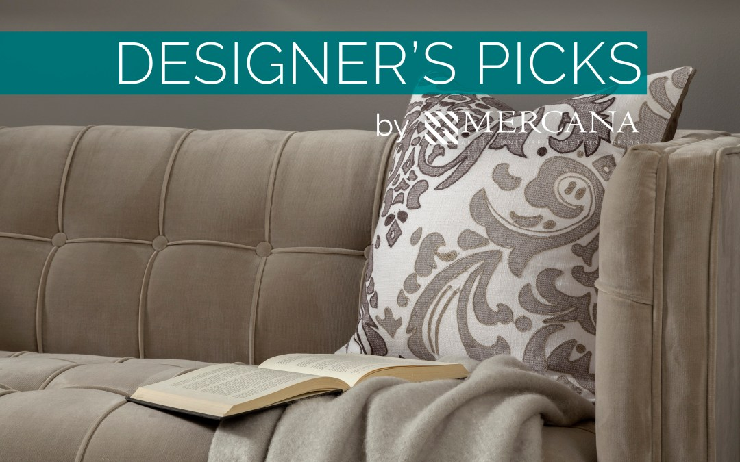 Designer's Picks: Top 5 Sofas & Love Seats