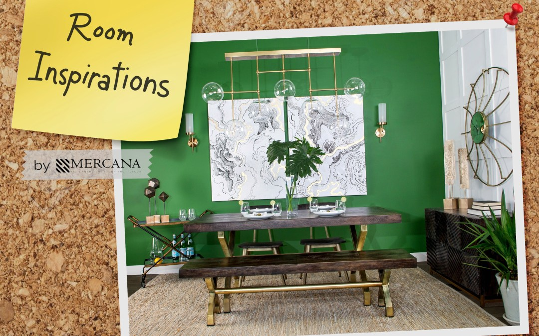 Room Inspirations: The Green Room