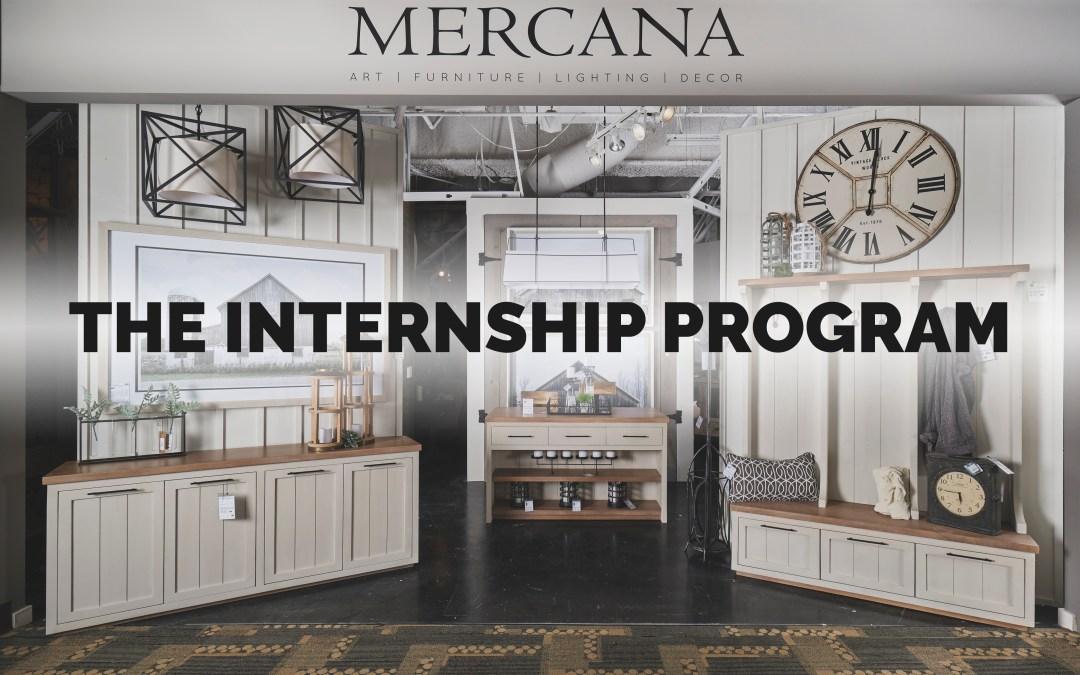 Mercana's Internship Program