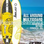 All around Multiboard X2-No 37332 10FT10IN thinkness 6in