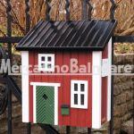 Cassetta Postale Rossa (Wildlife Garden)