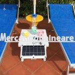 ICARO - caricatore fotovoltaico da tavolo