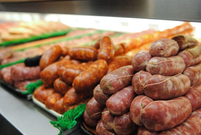 Mmm... sausage!
