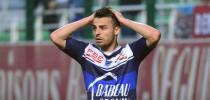 Corentin JEAN   - 17.04.2015 - Troyes / Ajaccio - 32eme journee de Ligue 2 Photo : Dave Winter / Icon Sport *** Local Caption ***