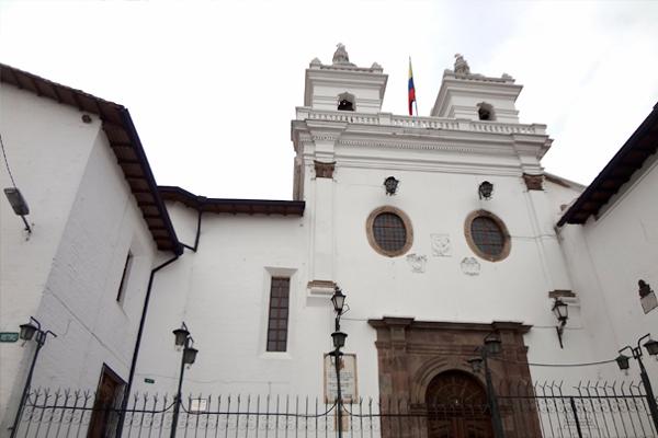 Convento San José de El Tejar