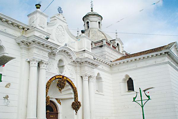 Convento San Pedro Armengol