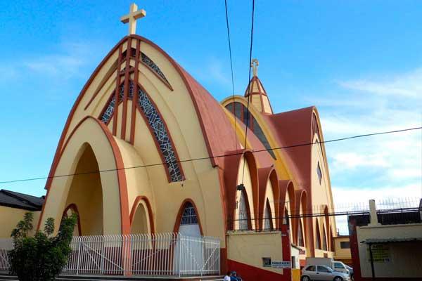 Convento San Pedro Nolasco