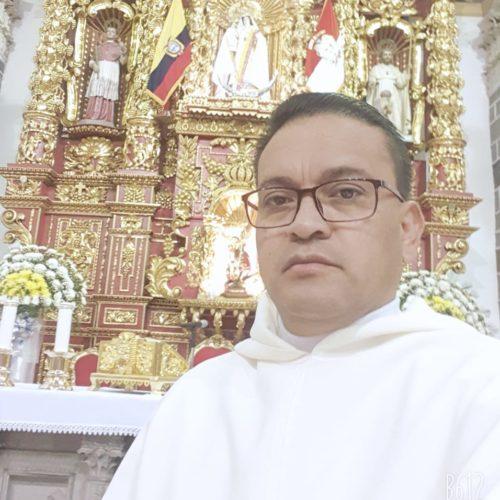 Fr. Alfredo Llumiquinga, O. de M.