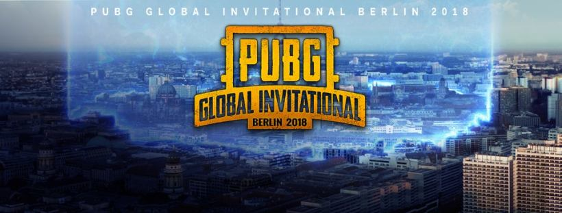 Pubg Global Invitational 2018 Live At The Mercedes Benz Arena