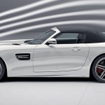 Mercedes Amg Gt Roadster High Performance Sports Car Mercedes Benz Canada