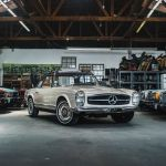 Mercedes Motoring Restores Models From The 70s And 80s