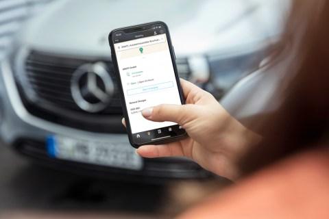 Mercedes me Charge: Bequemes Laden und Transparenz beim Bezahlen