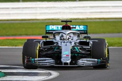 Vorstellung: Der neue Mercedes-AMG F1 W11 EQ Performance