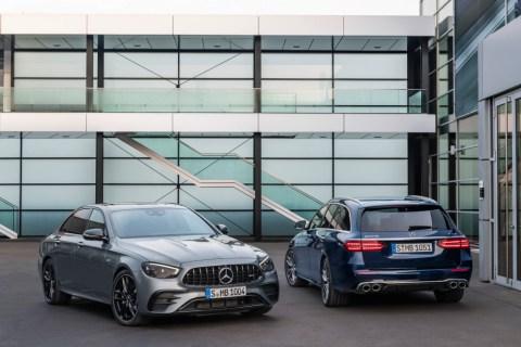 Verkaufsfreigabe: Mercedes-Benz CLS, E-Klasse Limousine und T-Modell können jetzt bestellt werden