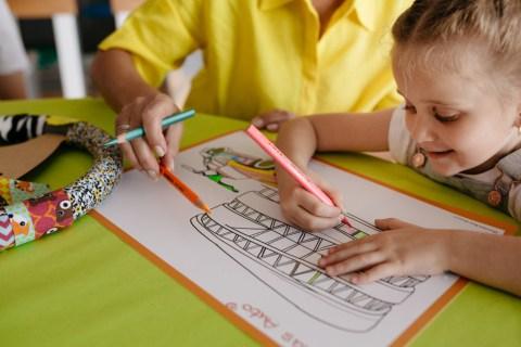 Viele neue Angebote für Kinder im Mercedes-Benz Museum Foto: Das aktuelle Kinderprogramm im CAMPUS des Mercedes-Benz Museums startete am 29. Mai 2020. Für Kinder ab 3 Jahren gibt es verschiedene Kreativangebote zu Themen der Ausstellung.