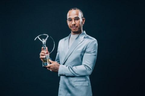 Lewis Hamilton, Laureus World Sport Awards, Berlin, Mercedes-AMG Petronas F1 Team Lewis Hamilton, Laureus World Sport Awards, Berlin, Mercedes-AMG Petronas F1 Team