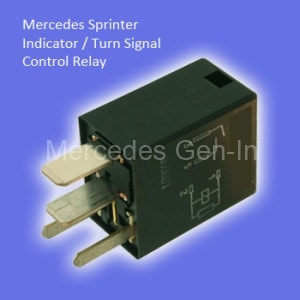Mercedes Sprinter Intermittent Turn Indicator