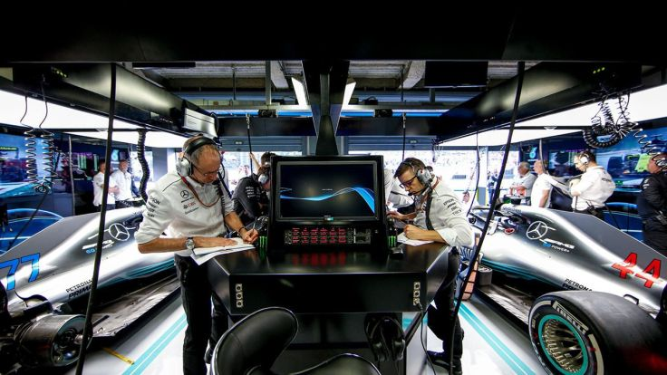 INSIGHT: Five Examples Why F1 Is Accelerating the Future