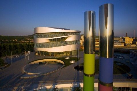 Museo Mercedes-Benz Stoccarda