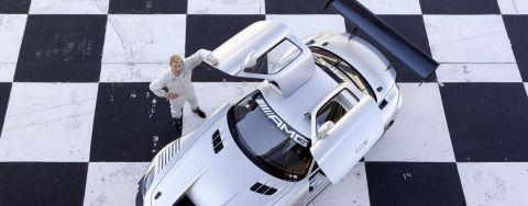 Hakkinen SLS GT3