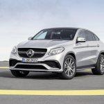 Mercedes-AMG GLE 63 Coupé: presentazione ufficiale