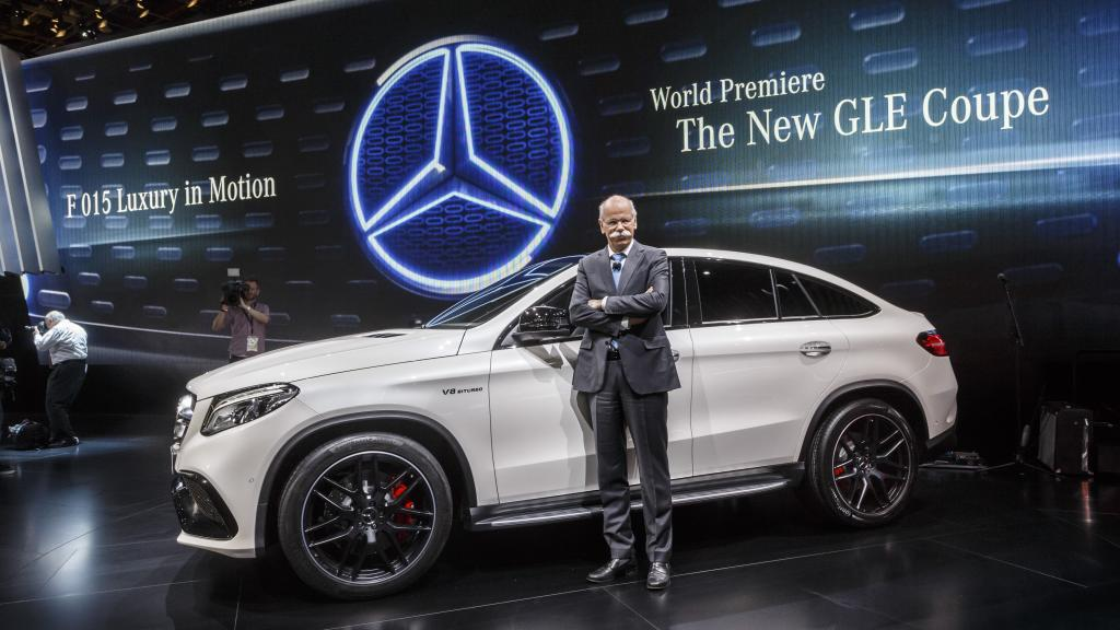 Salone Di Detroit Naias 2015 Le Novit 224 Mercedes 187 Mercedes Benz Club Italia Blog