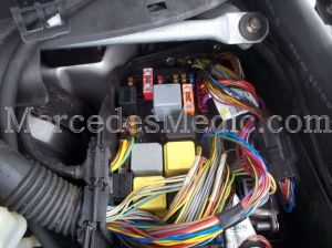 VIN Decoder Datacard for Mercedes Benz MB