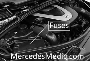 Mercedes Gl450 Fuse Box | Wiring Schematic Diagram