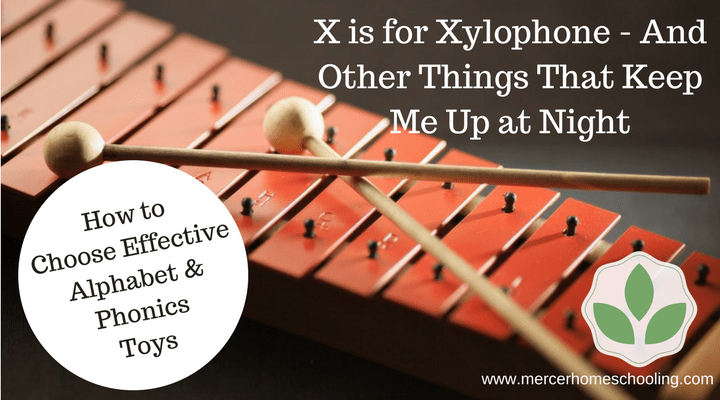 Choosing effective toys for teaching the alphabet and phonics