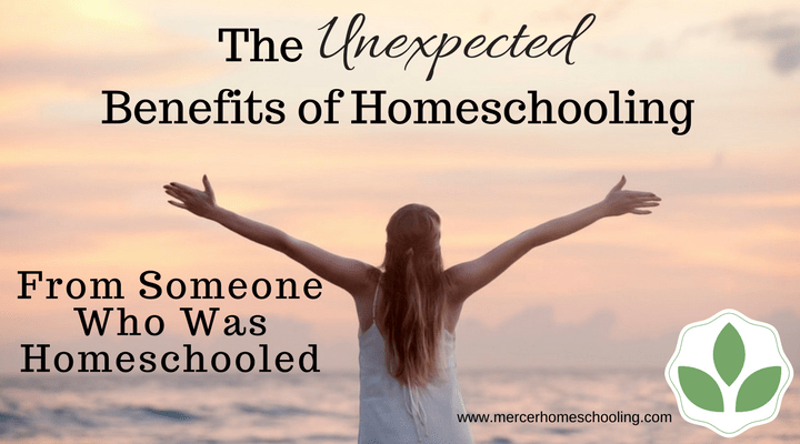 Homeschooling Benefits You Might Not Expect from Someone Who Was Homeschooled
