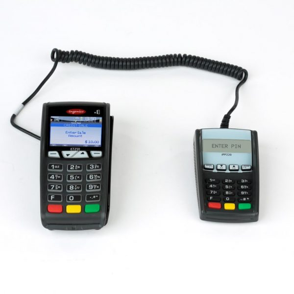 Ingenico iPP220 | Compact PIN Pad for Business | Merchant Account Solutions