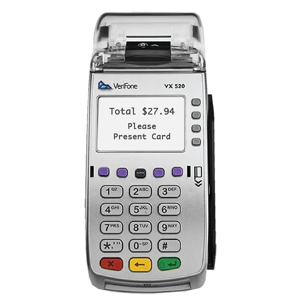 Verifone vx520 small business credit card machine solution if your small business is looking for a simple to operate credit card machine check out the verifone vx 520 from merchant account solutions colourmoves