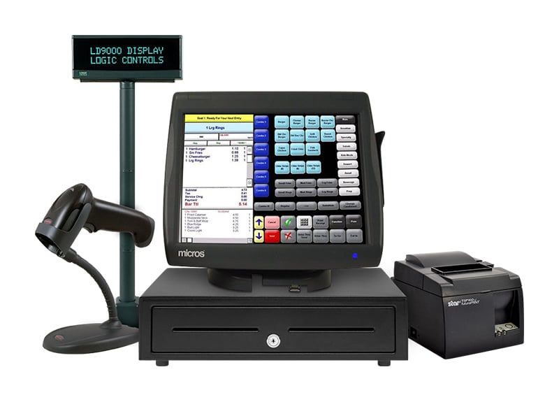 Micros Point of Sale System   Micros POS   Merchant Account Solutions